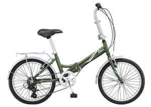 Велосипед Schwinn World Folding (2010)